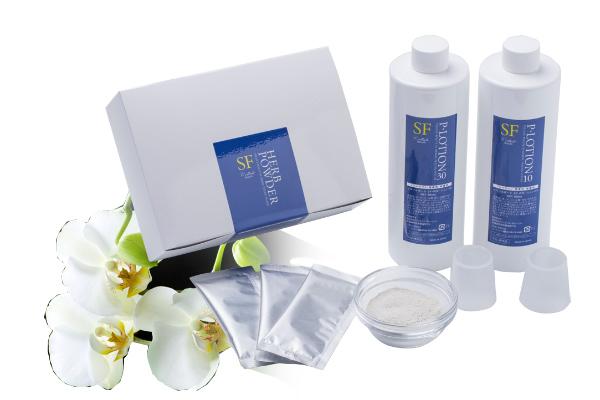 SF Herbal Peeling – мультиактивный растительный пилинг