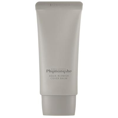 Увлажняющий крем для выравнивания цвета кожи Aqua Blemish Cover Balm 50 мл Phymongshe Корея