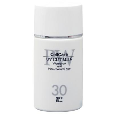 Дневной увлажняющий флюид SPF 30 Pure White Uv Cut Milk