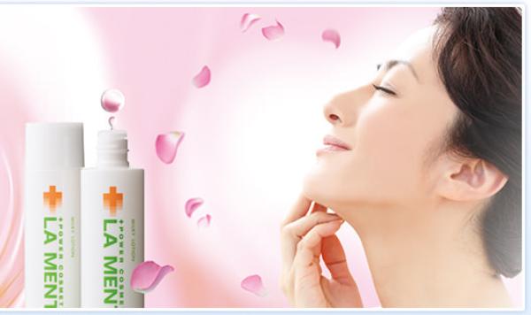 Нежные ароматы, легкие воздушные текстуры японских препаратов La Mente (Ла Менте) особые техники массажа