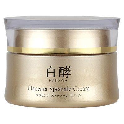 Крем HAKKOH с ферментированной плацентой HAKKOH Placenta Speciale Cream 40г La Metne, Япония