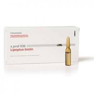 Биотин (витамин Н, В7) Biotin 0,1 % 2 мл Q-Lab Испания