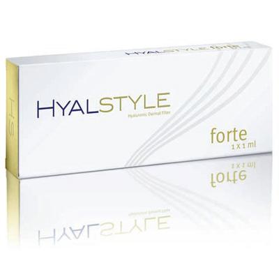 Гиалуроновый филлер для мезотерапии HyalStyle Forte Австрия