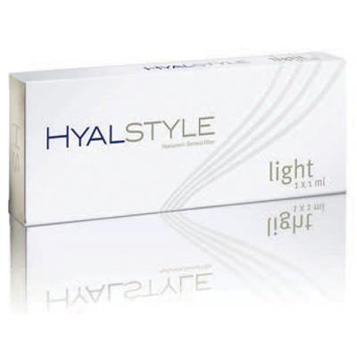 Гиалуроновый филлер для мезотерапии HyalStyle Light Австрия