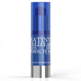 Клеточный крем для глаз (люксовый антивозрастной уход) Satiny Cellular Eye 30 мл Swiss Perfection Швейцария