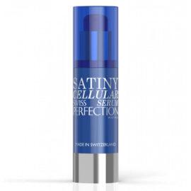 Клеточная сыворотка (Люксовый уход) Satiny Cellular Serum 30 мл Swiss Perfection Швейцария
