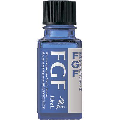 Сыворотка укрепляющая Pure FGF 10 мл La Mente Япония
