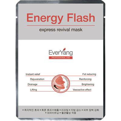Маска мгновенной красоты Energy Flash express revival mask