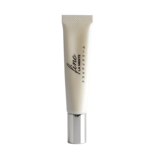 Активный стимулирующий крем для век Fino Claro Eye Cream 15 мл La Mente Япония