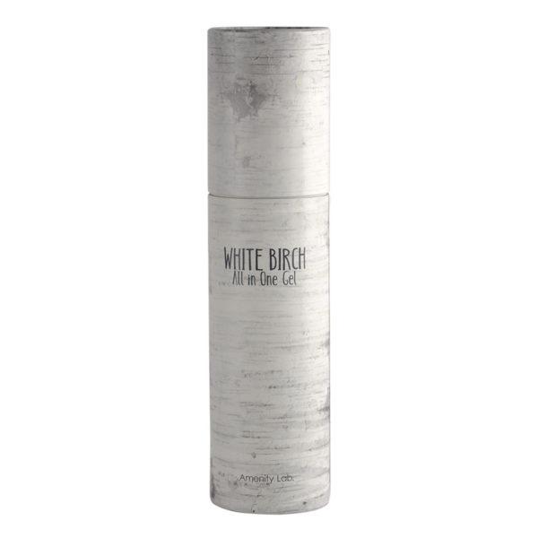 Экстра-гель «Белая береза» White birch all in one gel 110 мл Amenity Япония