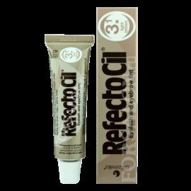 Краска для бровей и ресниц Светло-коричневая Light brown RefectoCil Австрия