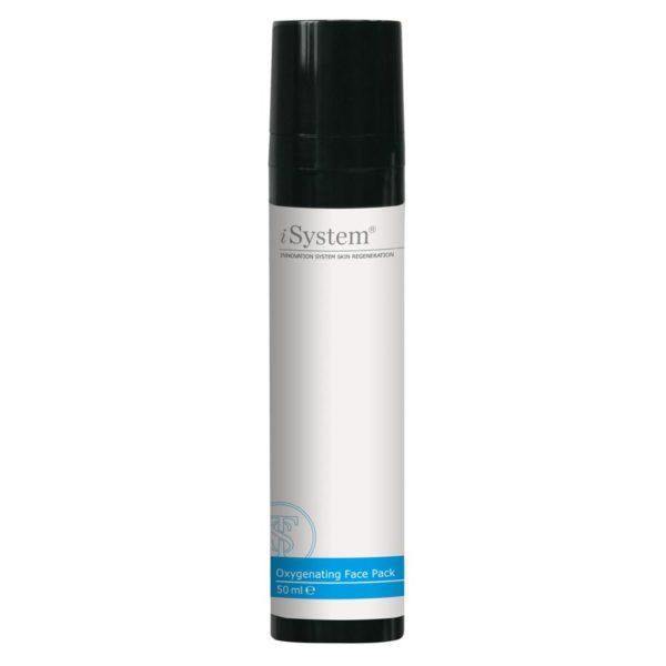Кислородная маска для лица Oxygenating Face Pack 50 мл iSystem Италия