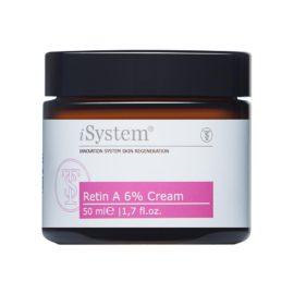 Крем увлажняющий с ретинолом 6% Retin A 6% Cream 50 мл iSystem Италия