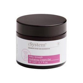 Крем-гель увлажняющий Silky Smooth Hydrating Cream-Gel 50 мл iSystem Италия