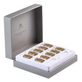 Сыворотка омолаживающая с экстрактом икры Black Caviar Ampoule 10x4мл Phymongshe Корея
