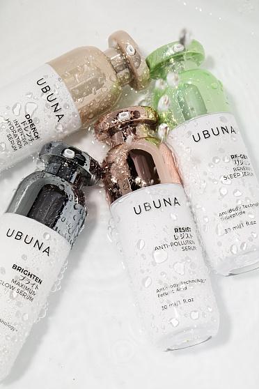 Антивозрастная косметика Ubuna Япония недорого по доступной цене!